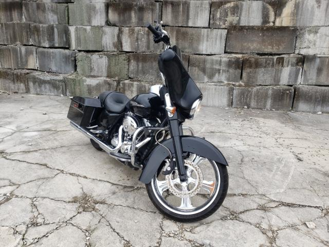 Salvage cars for sale from Copart Walton, KY: 2012 Harley-Davidson Flhx Street