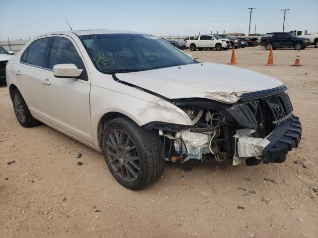Salvage cars for sale from Copart Andrews, TX: 2010 Mercury Milan