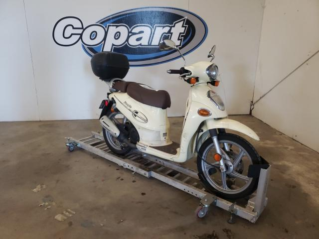 Salvage cars for sale from Copart Portland, OR: 2005 Kymco Usa Inc People 50