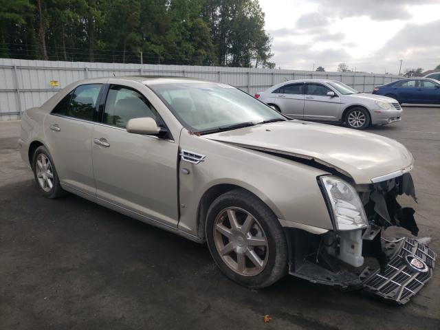 Salvage cars for sale from Copart Dunn, NC: 2008 Cadillac STS