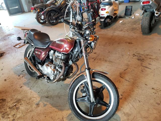 Salvage cars for sale from Copart Hayward, CA: 1980 Honda CM400T