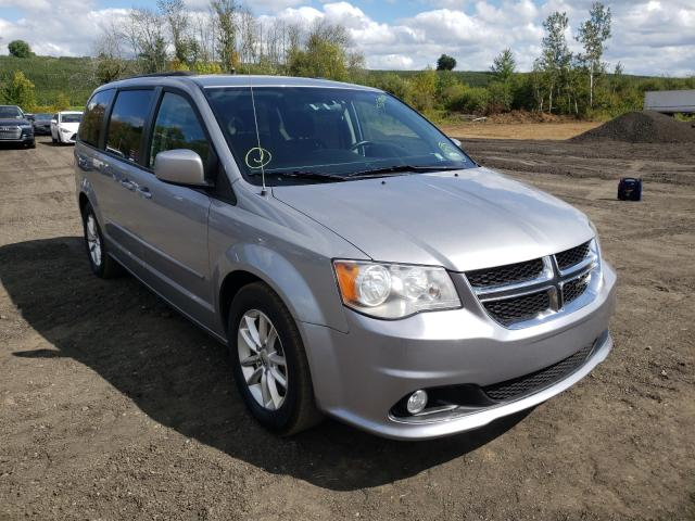 Salvage cars for sale from Copart Marlboro, NY: 2016 Dodge Grand Caravan