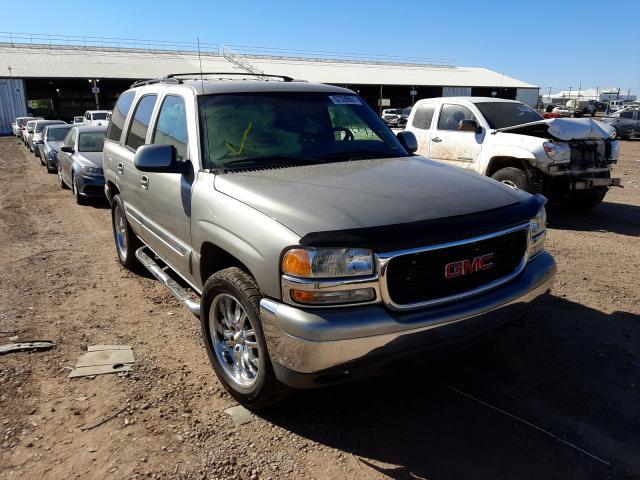 Salvage cars for sale from Copart Phoenix, AZ: 2002 GMC Yukon