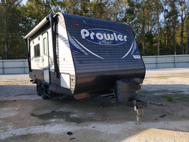 Heartland Prowler salvage cars for sale: 2019 Heartland Prowler