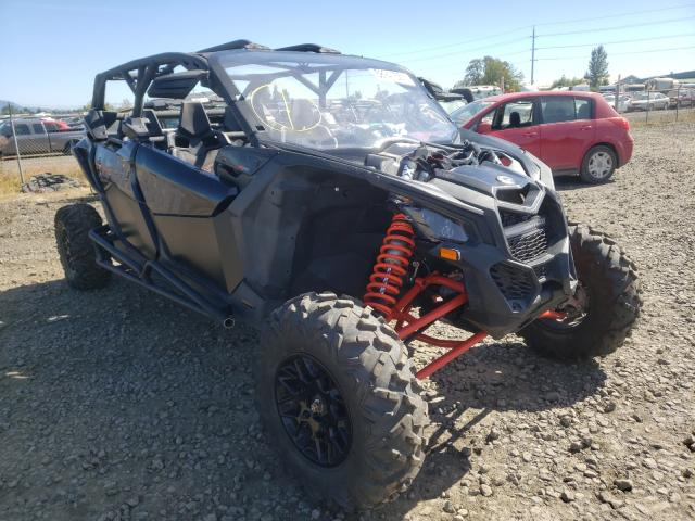 Salvage cars for sale from Copart Eugene, OR: 2018 Can-Am Maverick X