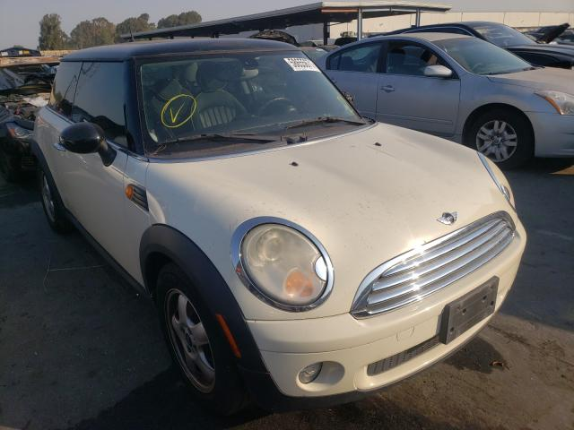Mini Cooper salvage cars for sale: 2009 Mini Cooper