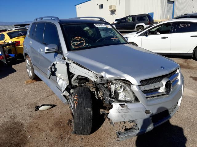 Salvage cars for sale at Tucson, AZ auction: 2010 Mercedes-Benz GLK 350 4M