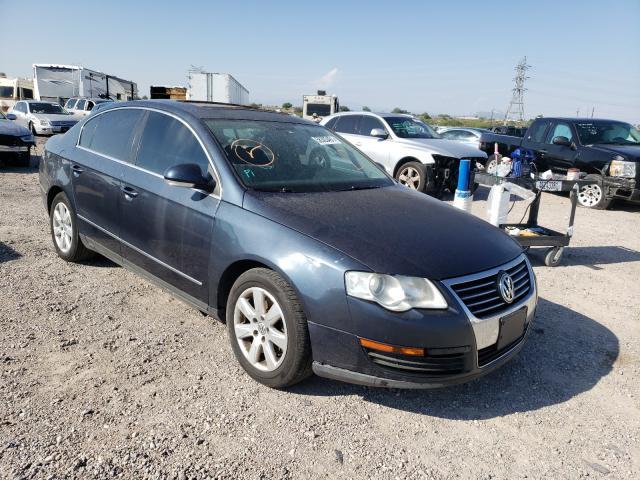 Salvage cars for sale at Tucson, AZ auction: 2007 Volkswagen Passat 2.0