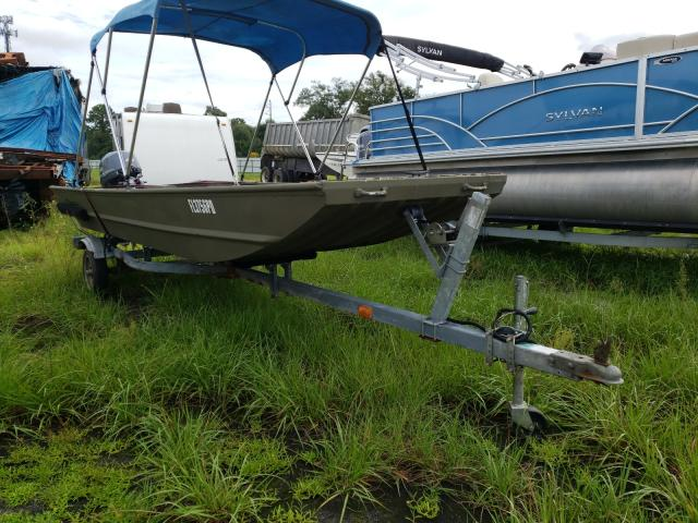 Salvage cars for sale from Copart Jacksonville, FL: 2011 Xpress Boat