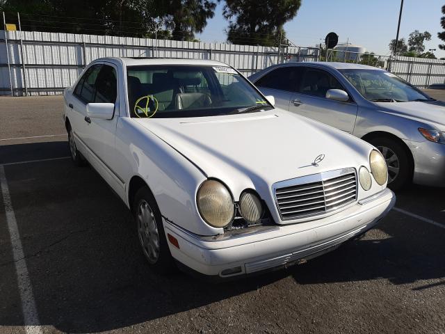 Mercedes-Benz salvage cars for sale: 1998 Mercedes-Benz E 320