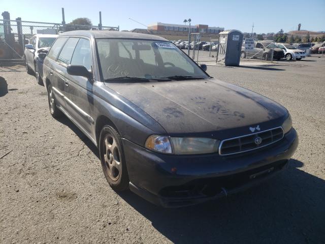Salvage cars for sale from Copart San Martin, CA: 1998 Subaru Legacy BRI