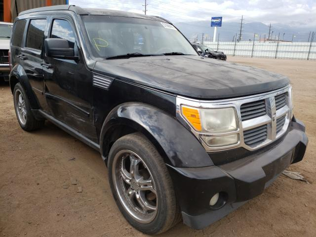 Salvage cars for sale from Copart Colorado Springs, CO: 2007 Dodge Nitro SXT