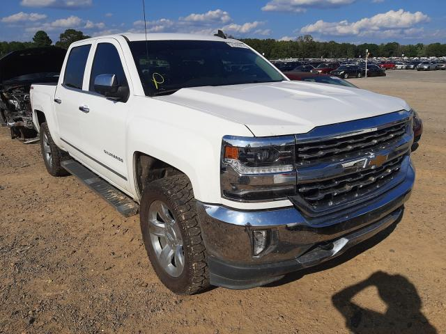 Salvage cars for sale at Conway, AR auction: 2018 Chevrolet Silverado