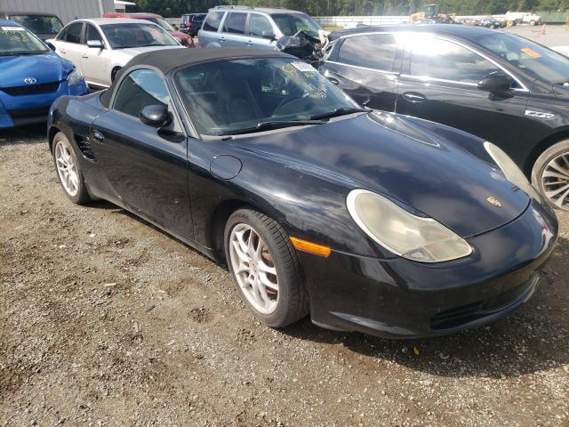 Porsche Vehiculos salvage en venta: 2003 Porsche Boxster