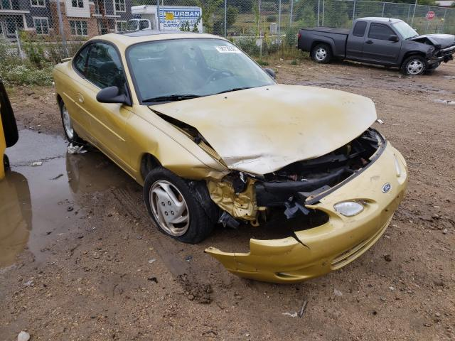 Ford Escort salvage cars for sale: 2000 Ford Escort