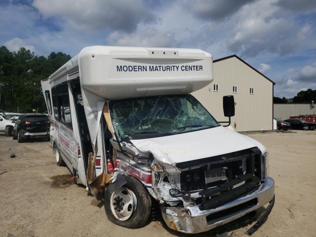 Ford Econoline salvage cars for sale: 2019 Ford Econoline