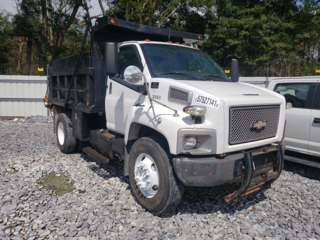 Vehiculos salvage en venta de Copart Cartersville, GA: 2005 Chevrolet C7500 C7C0
