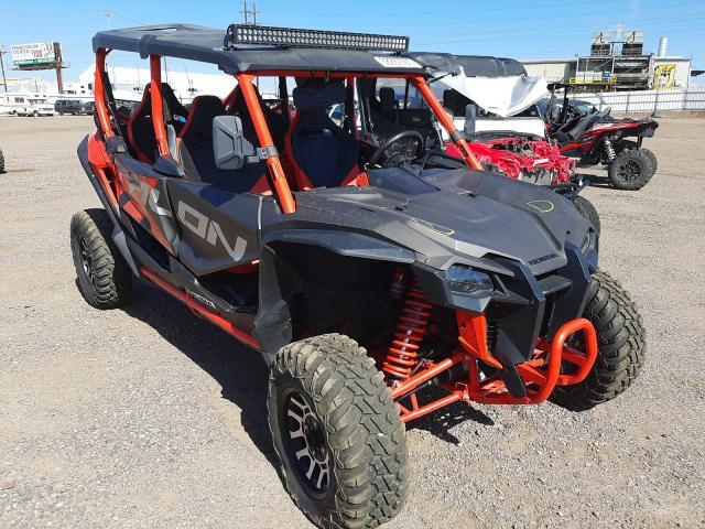Salvage motorcycles for sale at Phoenix, AZ auction: 2020 Honda SXS1000