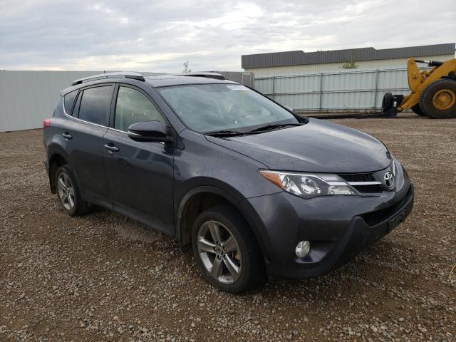 Vehiculos salvage en venta de Copart Bismarck, ND: 2015 Toyota Rav4 XLE