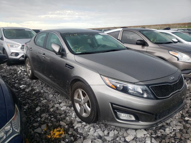 KIA Optima salvage cars for sale: 2015 KIA Optima