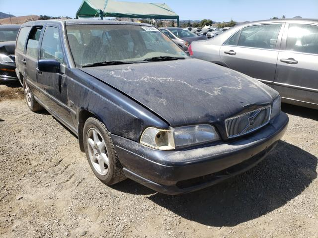 Salvage cars for sale from Copart San Martin, CA: 1998 Volvo V70 GLT