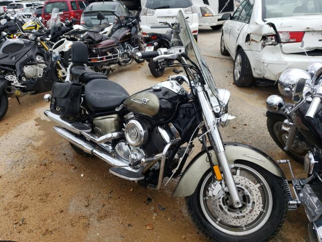Salvage cars for sale from Copart Bridgeton, MO: 2005 Yamaha XVS1100 A