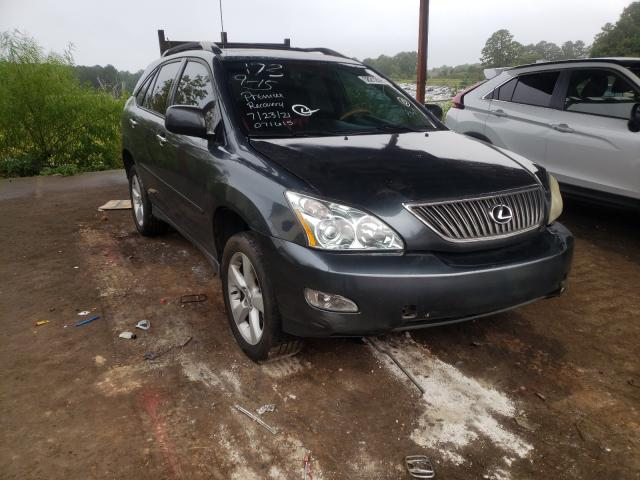 Salvage cars for sale from Copart Fairburn, GA: 2005 Lexus RX 330
