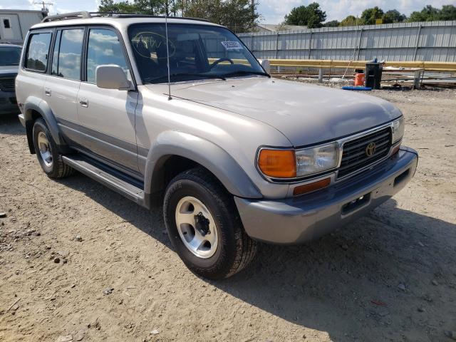 Toyota salvage cars for sale: 1997 Toyota Land Cruiser