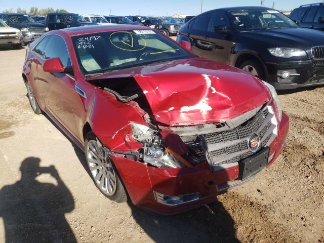 Cadillac Vehiculos salvage en venta: 2011 Cadillac CTS Premium