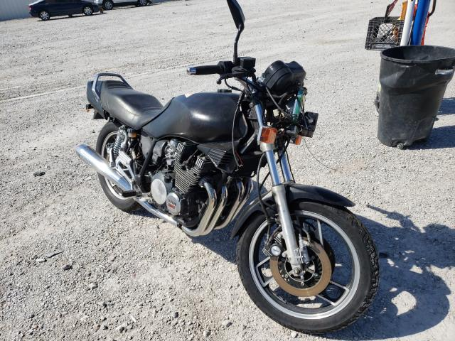 Salvage cars for sale from Copart Greenwood, NE: 1983 Yamaha XJ900