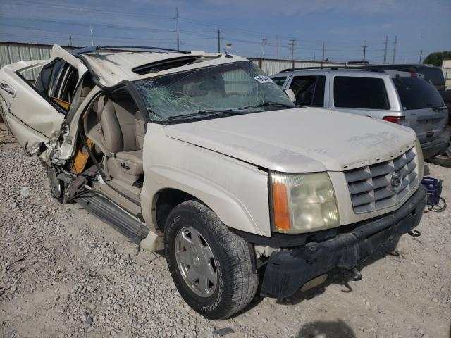 Salvage cars for sale from Copart Haslet, TX: 2004 Cadillac Escalade L