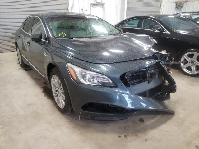 Salvage cars for sale at Conway, AR auction: 2018 Buick Lacrosse E