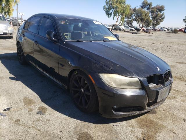 Vehiculos salvage en venta de Copart Martinez, CA: 2009 BMW 328 I Sulev