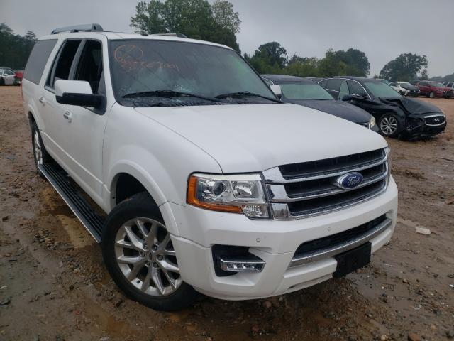 Ford Expedition salvage cars for sale: 2015 Ford Expedition