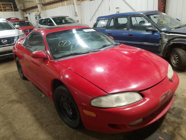 Salvage cars for sale at Anchorage, AK auction: 1995 Mitsubishi Eclipse GS