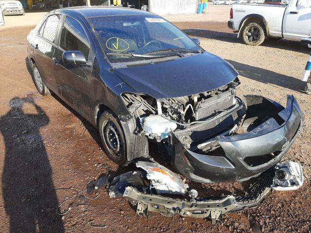 Salvage cars for sale from Copart Phoenix, AZ: 2010 Toyota Yaris