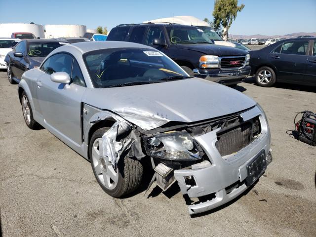 Vehiculos salvage en venta de Copart Martinez, CA: 2000 Audi TT