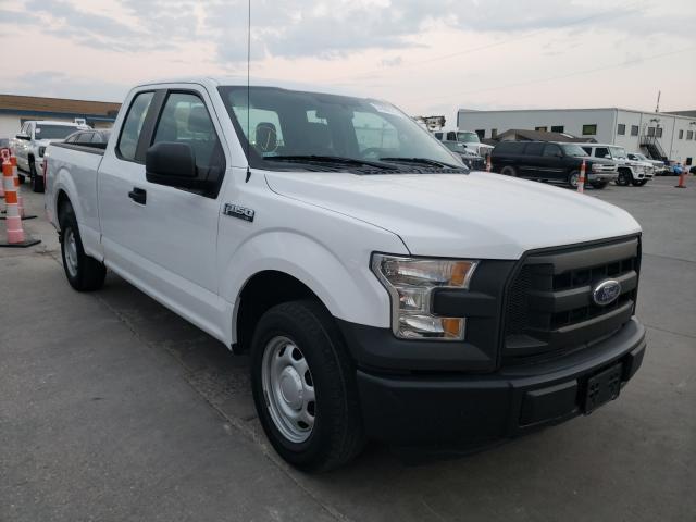Vehiculos salvage en venta de Copart Grand Prairie, TX: 2015 Ford F150 Super