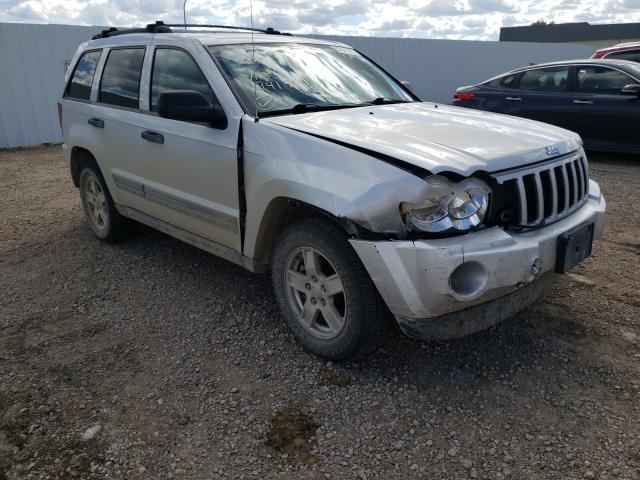 Vehiculos salvage en venta de Copart Bismarck, ND: 2006 Jeep Grand Cherokee