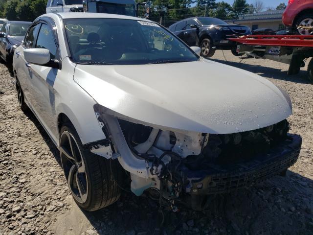 2015 Honda Accord Sport en venta en Mendon, MA