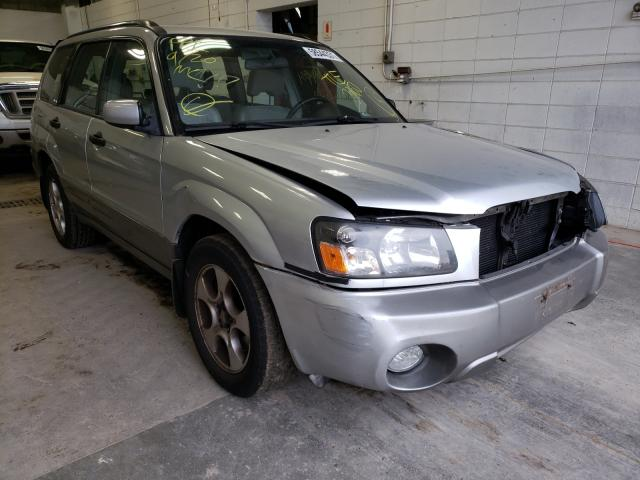 Salvage cars for sale from Copart Blaine, MN: 2003 Subaru Forester 2