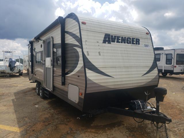 Avenger salvage cars for sale: 2014 Avenger Trailer