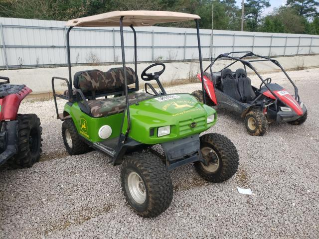 Salvage cars for sale from Copart Theodore, AL: 2005 Golf Ezgo