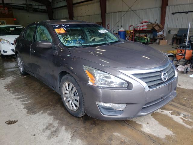 Vehiculos salvage en venta de Copart Austell, GA: 2013 Nissan Altima 2.5
