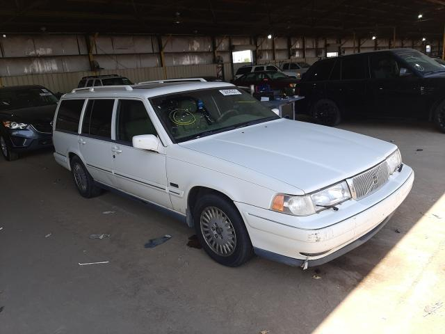 Salvage cars for sale from Copart Phoenix, AZ: 1997 Volvo 960