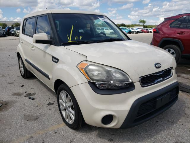 Salvage cars for sale from Copart Orlando, FL: 2013 KIA Soul