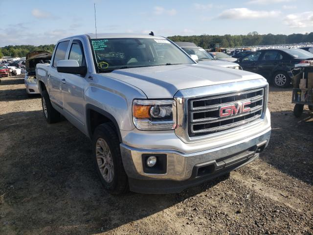 Salvage cars for sale at Conway, AR auction: 2014 GMC Sierra K15