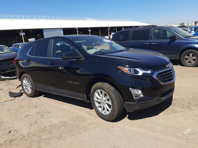 Salvage cars for sale from Copart Phoenix, AZ: 2021 Chevrolet Equinox LT