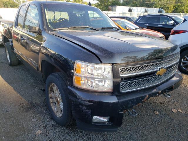 Chevrolet Silverado Vehiculos salvage en venta: 2013 Chevrolet Silverado