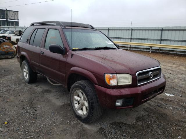 Salvage cars for sale from Copart Chatham, VA: 2003 Nissan Pathfinder